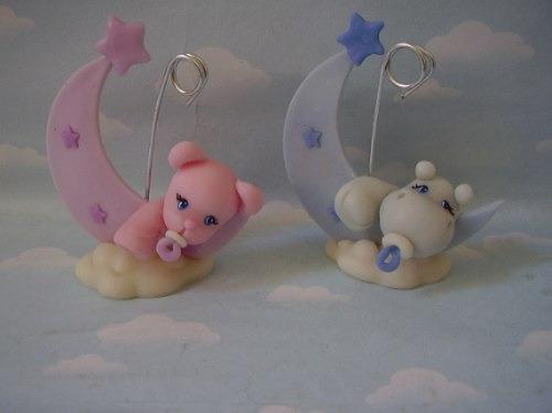 Souvenirs de porcelana fría para nacimiento paso a paso - Imagui