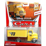 Cars Disney Pixar Deluxe Camion Dustin Mellows Mattel Usa!