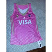 Camiseta Leonas Suplente Rosa 2015 Adidas