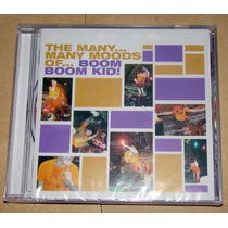 Boom Boom Kid The Many Many Moods Cd Sellado