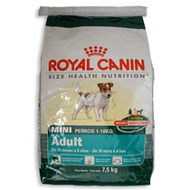 Royal Canin Mini Adulto X 7,5 Kg.
