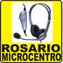 Auriculares+mic Genius Hs-04s Local Rosario