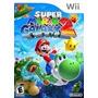 Super Mario Galaxy 2 Wii Nuevo Físico Original. Colegiales.