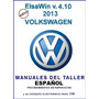Elsawin 4.10 2013 Volkswagen. Taller Reparacion. Español