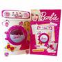 Lavarropas Glam Barbie Miniplay Original Casa Valente