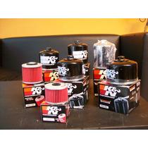Filtros De Aire Y Aceite K&n Bmw,yamaha,honda,kawazaki
