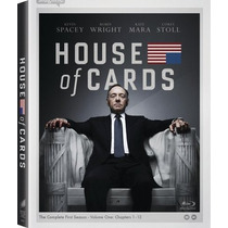 Bluray House Of Cards Temporada 1