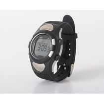 Cronometro Reloj Deportivo Pulsometro Quuz Importado