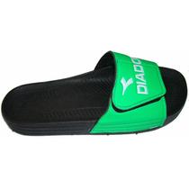 Ojotas Diadora Con Abrojo Roma Green Sport