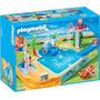 Playmobil 5433 Vacaciones - Piscina De Niños - Mundo Manias