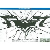 Blu-ray Batman Dark Knight Trilogy Ultimate Edition /3 Films