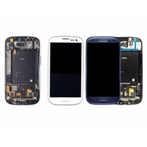 Pantalla Vidrio Display Samsung Galaxy S3 Con Colocacion