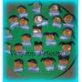 Escarapelas Artesanales Personalizadas Barnizadas Porcelana