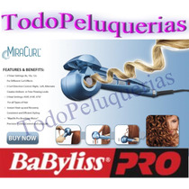 Bucleadora * Rizador Automatico Baby Liss Titanium Miracurl