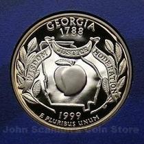 Robmar-monedas De 25 Centavos De Usa-estados A Elejir Fechas