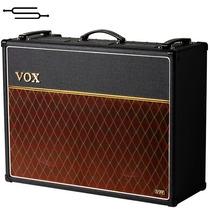Vox Ac30 Vr Pre Valvular Amplificador Guitarra 2x12 - Video