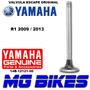 Valvula Escape Yamaha R1 2009 2013 Original Mg Bikes