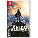 Zelda: Breath Of The Wilds Nintendo Switch New Full Gamer