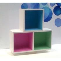 Mueble Infantil Organizador Multifunción