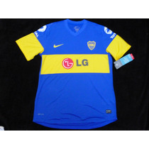 Camiseta Boca Juniors Nike Authentic Stadium 2010 Talle M