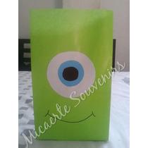 Bolsas Artesanales Minie, Mickey, Elmo, Barby Moster Inc