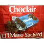 Afiche Antiguo Chocolate Choclair De Suchard Del 70