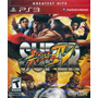 Super Street Fighter Iv Ps3 Original Nuevo Disco Físico