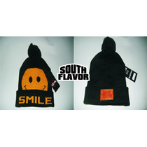 Gorro De Lana Winter Smile South Flavor.
