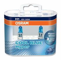 Lampara H1 Osram Cool Blue Hyper 5000k
