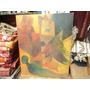 Pintura Oleo Acrilico Sobre Madera Firma Villarul