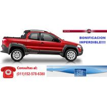Fiat Strada Adventure $78000 De Adelanto Cuotas Sin Interes