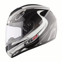 Casco Ls2 Diamond 2 Nuevo Mode 2014 Gloss White Devotobikes
