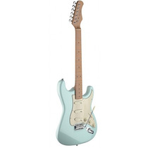 Guitarra Electrica Stagg Ses50msnb Tipo Stratocaster
