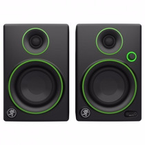 Mackie Cr3 Par Monitores Estudio Multimedia Referencia 50w