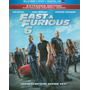 Blu-ray Fast & Furious 6 / Rapido Y Furioso 6 / Br + Dvd