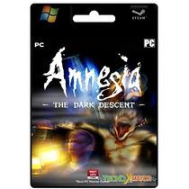 Amnesia The Dark Descent Pc Original Microcentro