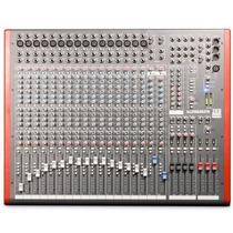 Consola Allen Heath Zed 420 Mixer 16 Canales Usb Yamaha