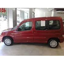 Citroen Berlingo Multisp.adjudicada 100%. Anticipo Y Cuotas!