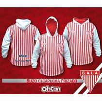 Buzo Frizado Del Club Los Andes Oficial Original Ohcan Sport
