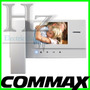 Monitor Color Lcd 3.5´ Commax Telefono Adicional Kit Cdv-35a