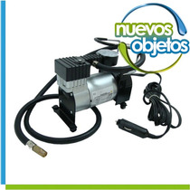 Mini Compresor 12v Ideal Para Automobiles Y Bicicletas