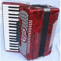 Acordeon Piano 37t 80b 7+2r Estuche