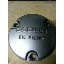 Tapa Filtro Aceite Suzuki 125gn