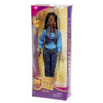 Barbie S.i.s. So In Style Rocawear Chandra Doll -mattel-