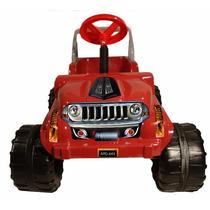 Jeep Auto A Pedal Infantil 4x4 Karting S/ Bateria Niño