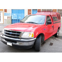 Ford F150 Xl Full 4.2l Larga C/gnc 210hp Titular Impecable