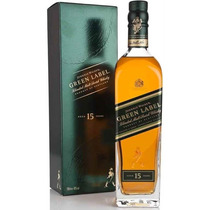 Whisky Johnnie Walker Green Label De 750 Ml En Palermo