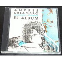 Andres Calamaro - El Album - Cd Ed. 1994 Casi Nuevo!