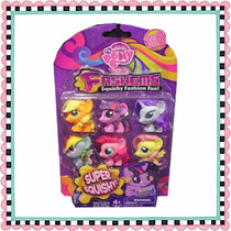 My Little Pony Friendship Is Magic Serie 2 Super Squishy X 6