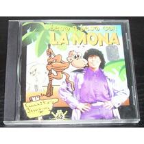 La Mona Jimenez - Beso A Beso - Cd Ed. 1998 Muy Buen Estado!